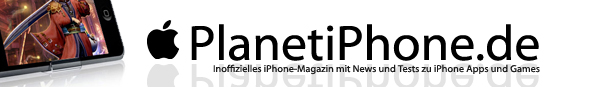planetiPhone.de - News und Tests von iPhone Apps und Games